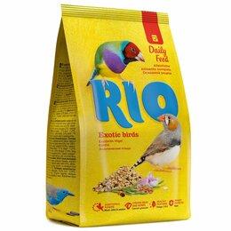 Корма - RIO д/экзотических птиц (амадины и т. п.) 1кг, 0