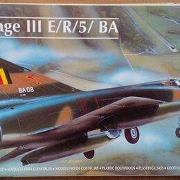 Сборные модели - Модель 80323 Mirage III E/R/5/BA Heller 1/72, 0