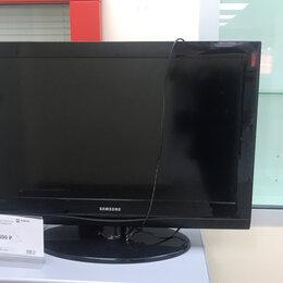 DVD и Blu-ray плееры - Телевизор Samsung LE32C3350D1W, 0