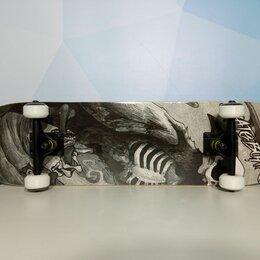 Скейтборды и лонгборды - Скейтборд EXPLORE SLIDE MASTER bone, новый., 0