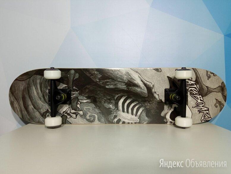 Скейтборд EXPLORE SLIDE MASTER bone, новый. по цене 2650₽ - Скейтборды и лонгборды, фото 0