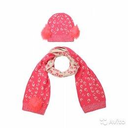 Головные уборы - Шапка и шарф Billieblush для девочки, 4 года, 0