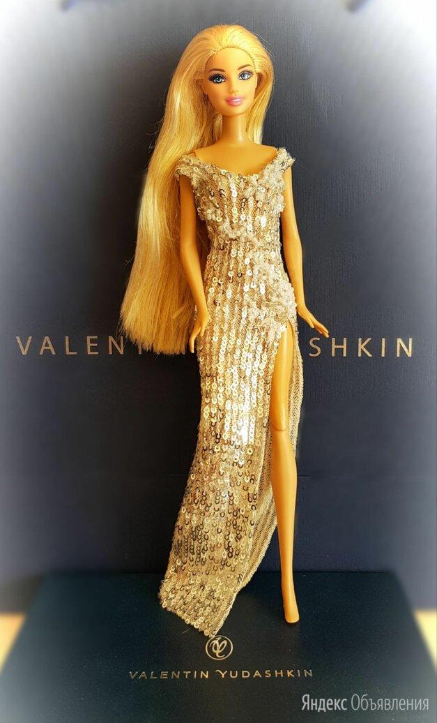 Платье для куклы формата 1:6 по цене 1000₽ - Аксессуары для кукол, фото 0