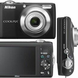 Фотоаппараты - Nikon Coolpix L22, 0