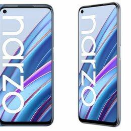 Мобильные телефоны - Новые Realme Narzo 30 5G NFC 4Gb+128Gb, 0
