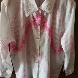 Блузки и кофточки - Блузка с вышивкой, 0
