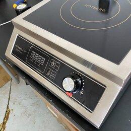 Плиты и варочные панели - Индукционная плита hotberg 3500x , 0