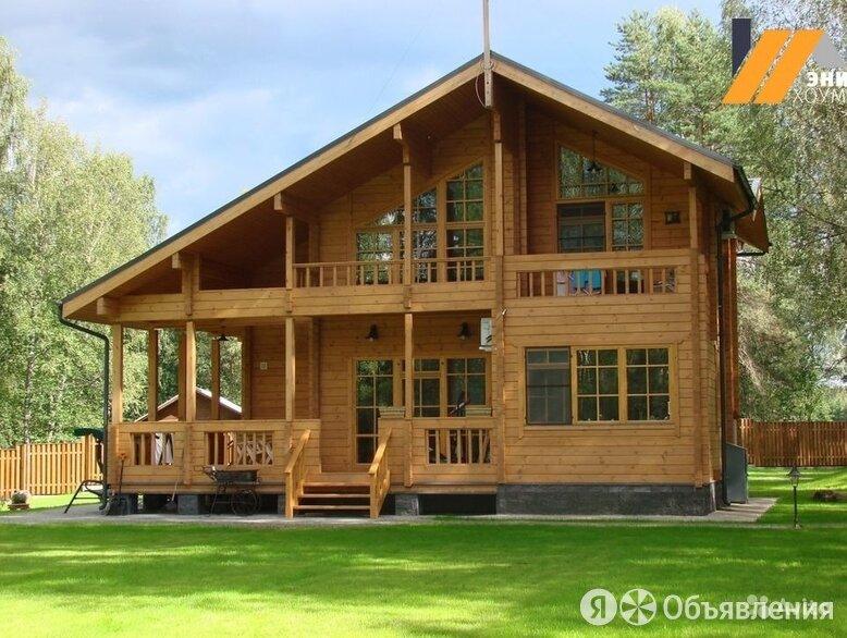 Дом из профилированного бруса пб-592 156 м² по цене 15000₽ - Готовые строения, фото 0