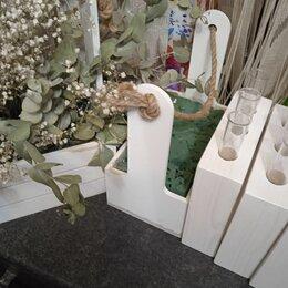 Декоративная посуда - Декор для стола вазы, 0