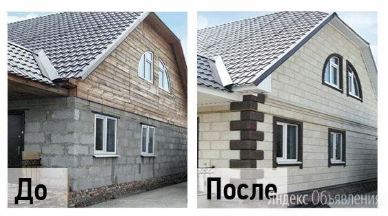 Фасадная термоплитка для утепления и отделки стен от производителя по цене 1000₽ - Фасадные панели, фото 0