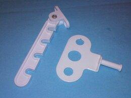 Ограничители и доводчики  - Ограничитель для пластиковых окон гребенка , 0