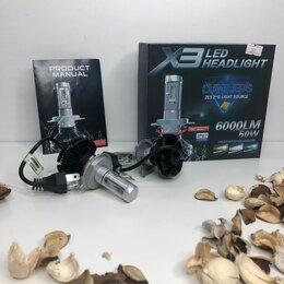 Автоэлектроника и комплектующие - Led лампы H4 (новые), 0