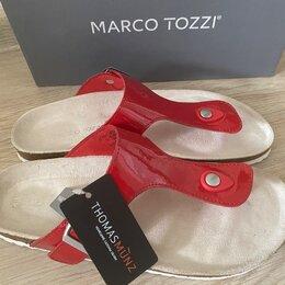 Сандалии - Сандалии женские 40 размер Marco Tozzi, 0