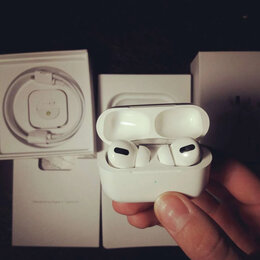 Наушники и Bluetooth-гарнитуры - AirPods Pro (Гарантия, Доставка) , 0