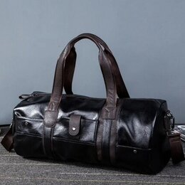 Дорожные и спортивные сумки - Сумка мужская дорожная , 0