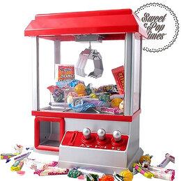 Автокресла - Кран-машина Аппарат для конфет, призов, 0