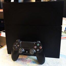 Игровые приставки - Игровая приставка Sony Playstation 4 Fat, 0