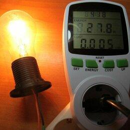 Измерительные инструменты и приборы - Ваттметр (энергометр), 0