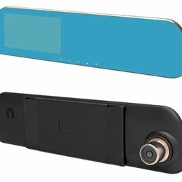 Автоэлектроника - Зеркало-видеорегистратор Car DVRs Mirror, 0