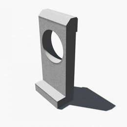 Железобетонные изделия - Стенка порталья СТК 6, 0