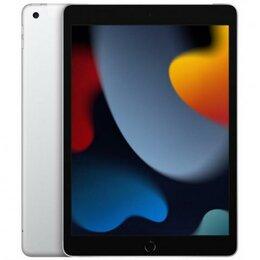 Планшеты - Apple iPad 9 10.2 (2021) 64GB Wi-Fi+Cellular Silver, 0