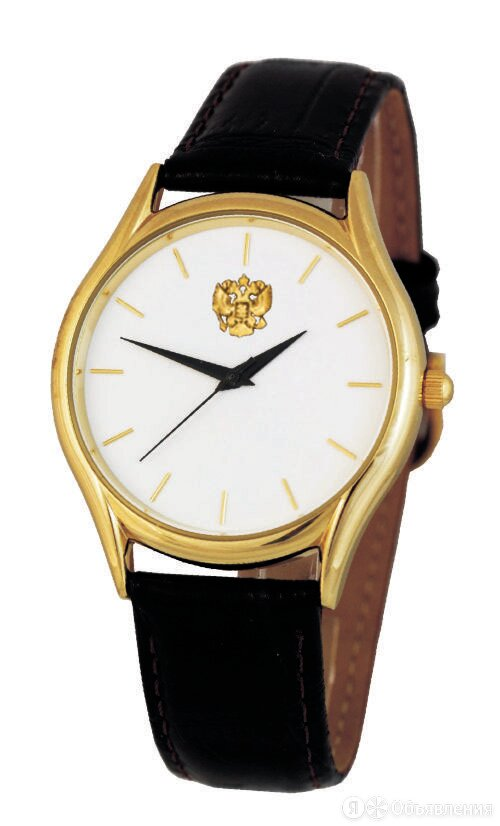 Часы наручные Слава кварцевые 1119535/2035 по цене 4990₽ - Наручные часы, фото 0