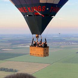 Сертификаты, курсы, мастер-классы - Полёт на воздушном шаре в окрестостях Екатеринбурга, 0