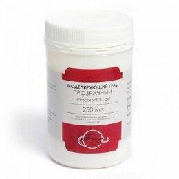 Средства для интимной гигиены - Паста-гель моделирующая «Хамелеон» 250мл прозрачная 1204500, 0