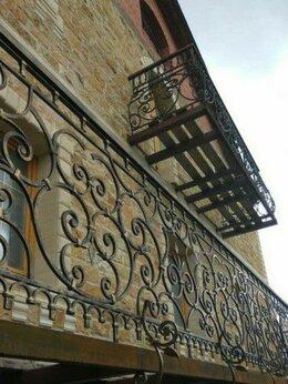 Дизайн, изготовление и реставрация товаров - Художественная ковка, 0