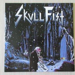 Виниловые пластинки - Виниловая пластинка Skull Fist - Chasing The Dream '2014 (LP, 180g orange vinyl), 0