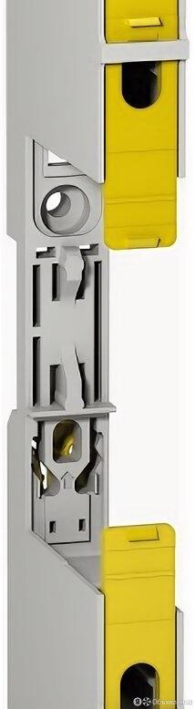 ОСНОВАНИЕ ДЛЯ ВТЫЧНЫХ АВТ НА 1П C120 26997 по цене 2201₽ - Измерительные инструменты и приборы, фото 0