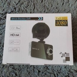 Видеорегистраторы - Vehicle blackbox dvr full hd 0801 locking hd motion detection, 0