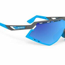 Защита и экипировка - Очки велосипедные Rudy Project DEFENDER Pyombo Matte - MLS Blue, SP523975-0002, 0