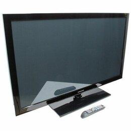 Телевизоры - Плазменный телевизор Samsung PS50C450B1W.(сломан), 0