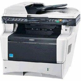 Принтеры и МФУ - Лазерное МФУ Kyocera FS-3040MFP, 0