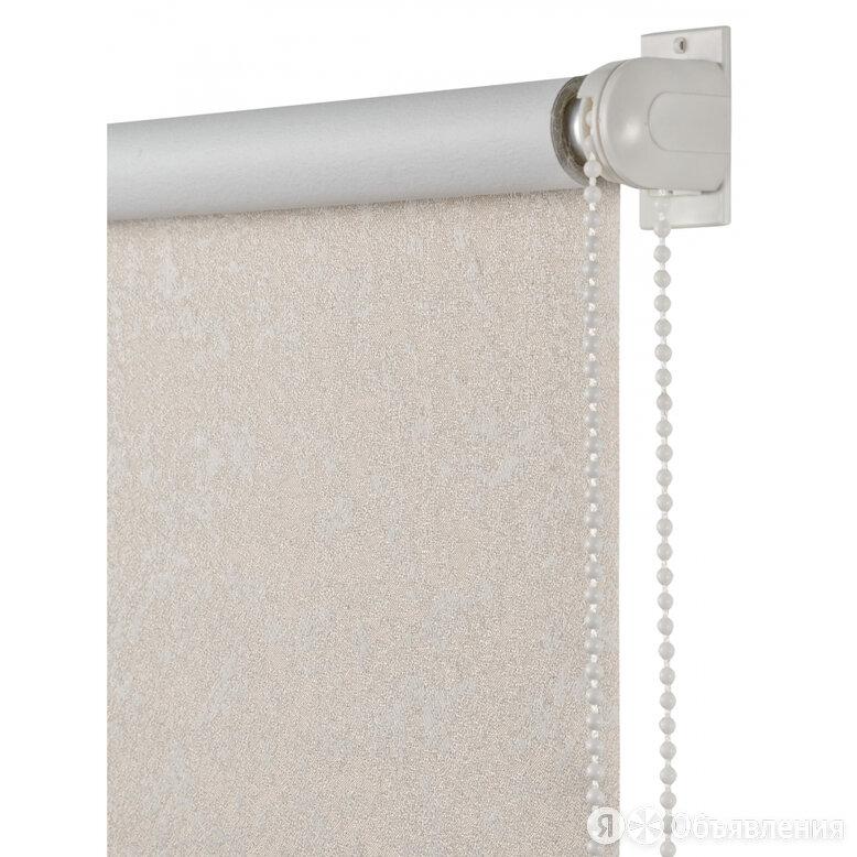 Рулонная штора ПраймДекор Blackout Венецианская штукатурка по цене 1845₽ - Римские и рулонные шторы, фото 0