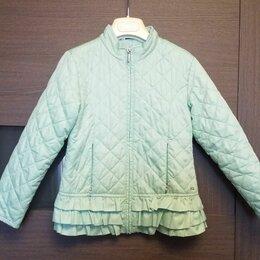 Куртки и пуховики - Шикарная лёгкая куртка Mayoral размер 7-122см. Испания, 0