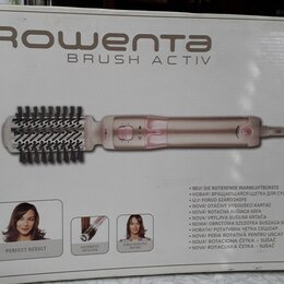 Фены и фен-щётки - Фен-щетка rowenta brush activ cf9000b блок питания схема, 0