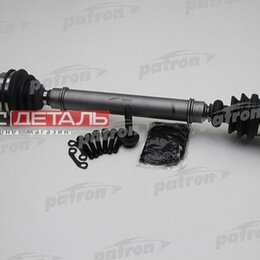 Тормозная система  - PATRON PDS0323 Полуось правая 33x634x53 ABS 45T AUDI A4 95-00, A4 AVANT 95-01..., 0