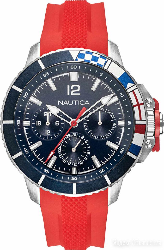 Наручные часы Nautica NAPBHP904 по цене 10360₽ - Наручные часы, фото 0