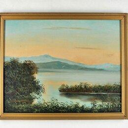 """Картины, постеры, гобелены, панно - Картина """"На озере Инголь"""", 0"""