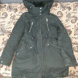 Куртки и пуховики - Куртка-парка BERSHKA,для мальчика., 0