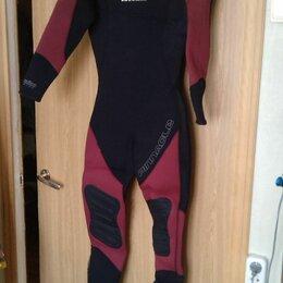 Аксессуары для плавания - Комплект снаряжения (гидрокостюм + ласты + боты), 0