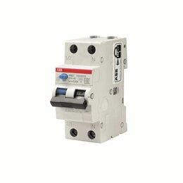 Защитная автоматика - Дифф.автомат DSH 201R C25 тип АС АВВ, 0