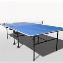 Столы - Теннисный стол складной, на роликах wips Roller, 0