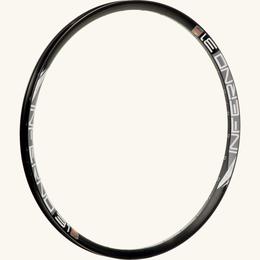 Обода и велосипедные колёса в сборе - Обод велосипедный 26, 32h, SunRingle Inferno 31 Pre Ano Sleeved W/E, черный, K, 0