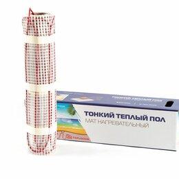 Электрический теплый пол и терморегуляторы - Нагревательный мат TEPLOCOM МНД-6,0-960 Вт, 0