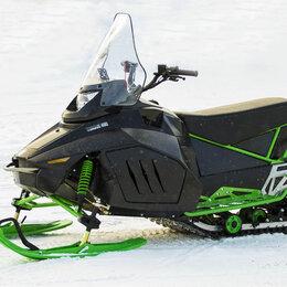 Мото- и электротранспорт - Снегоход Irbis Tungus 400, 0