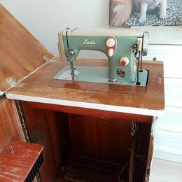 Швейные машины - Швейная машинка ножная Lada -237/ 1965г, 0