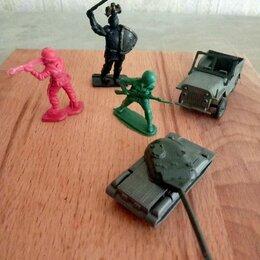 Солдатики - Игрушечные солдатики, 0